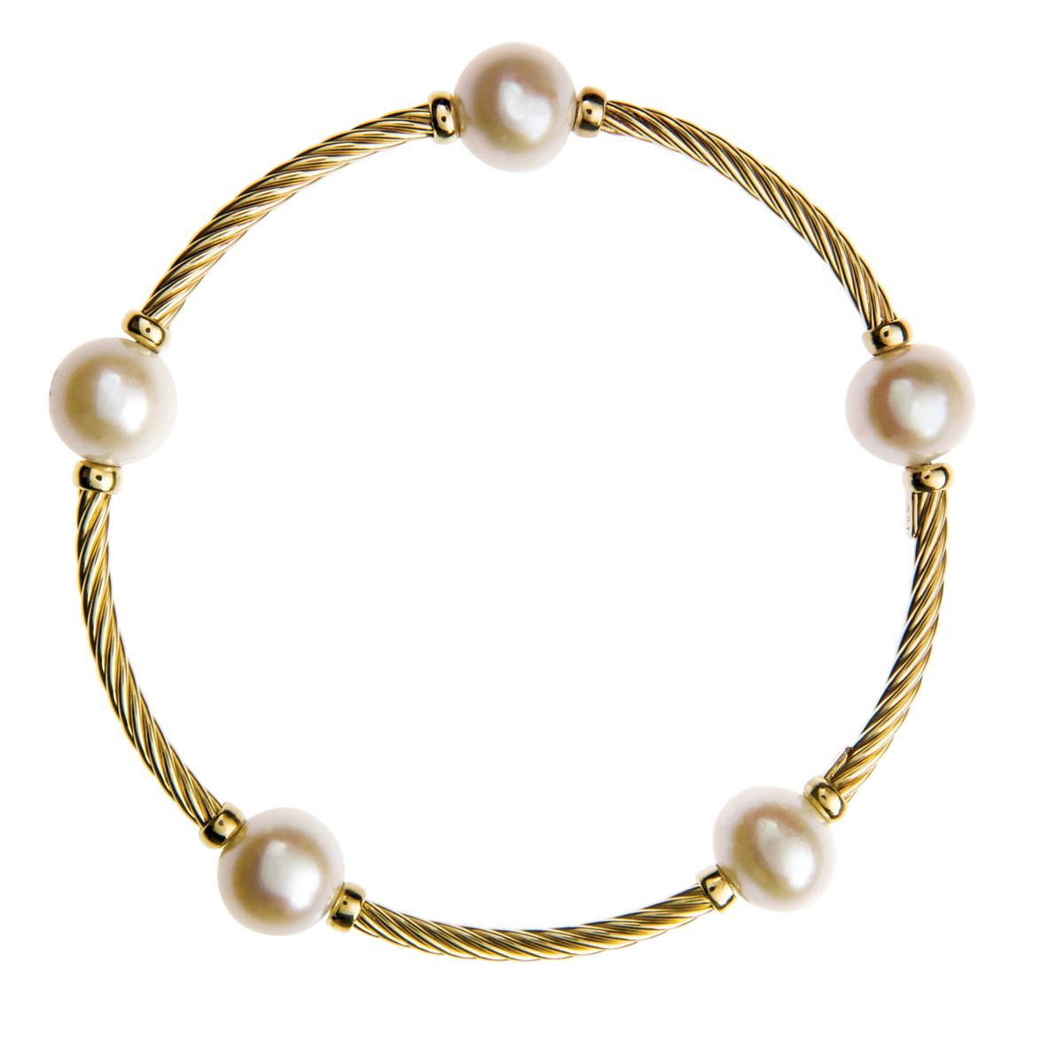 Vintage David Yurman Pearl Bangle