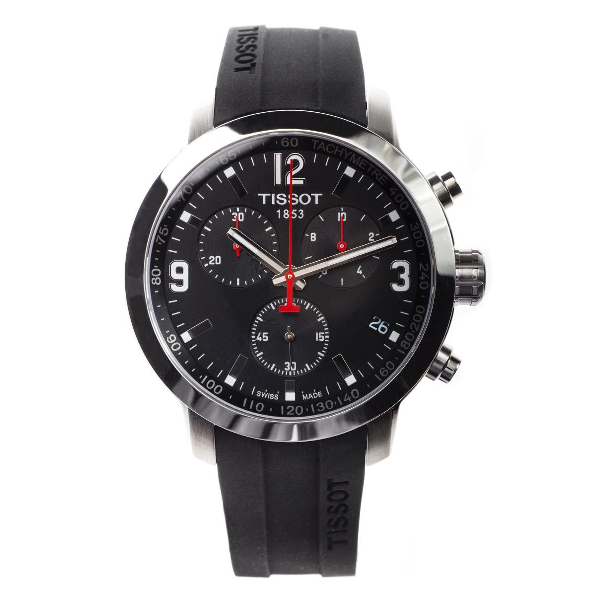 New Tissot PRC200 Chronograph