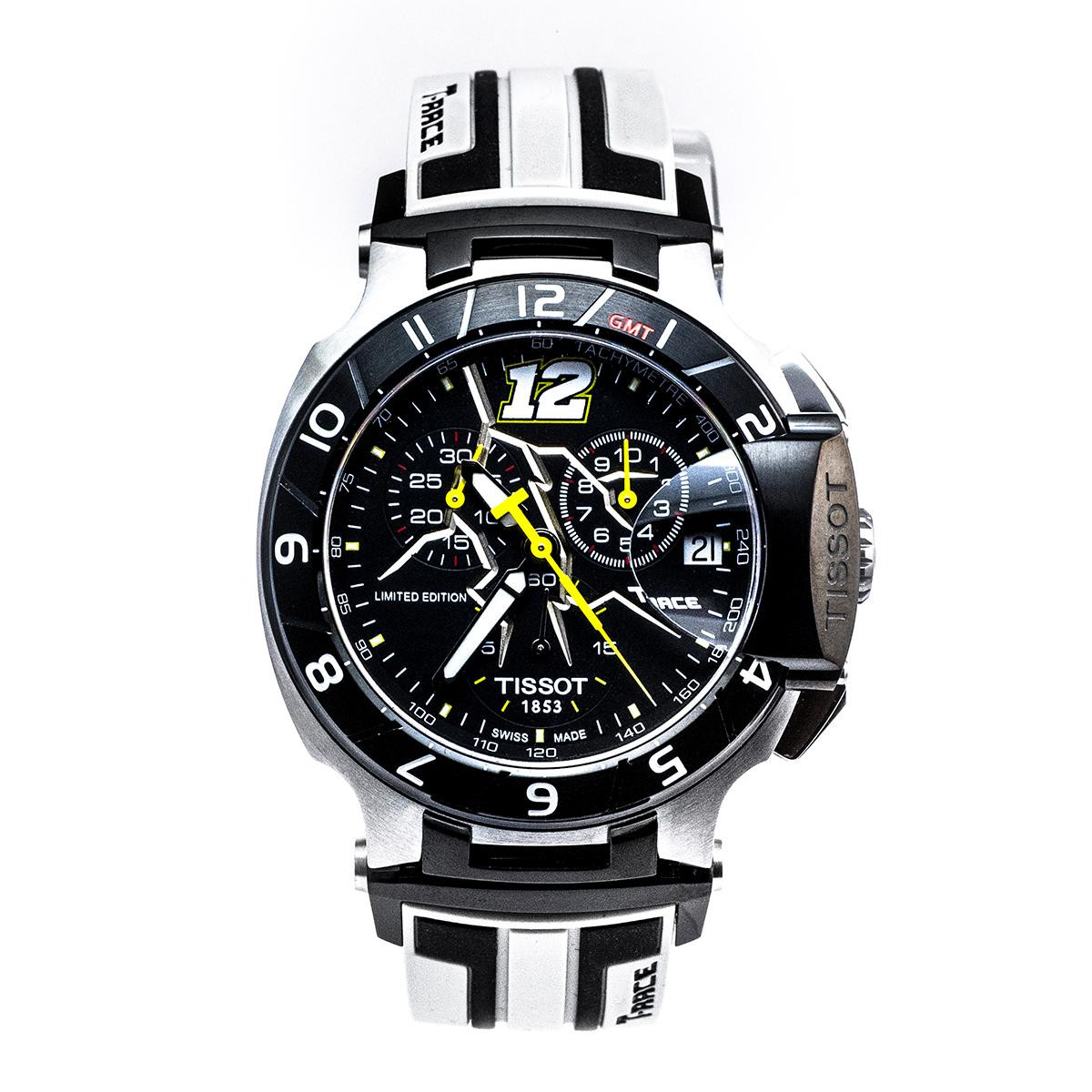 New Tissot Limited Edition Thomas Luthi T-Race