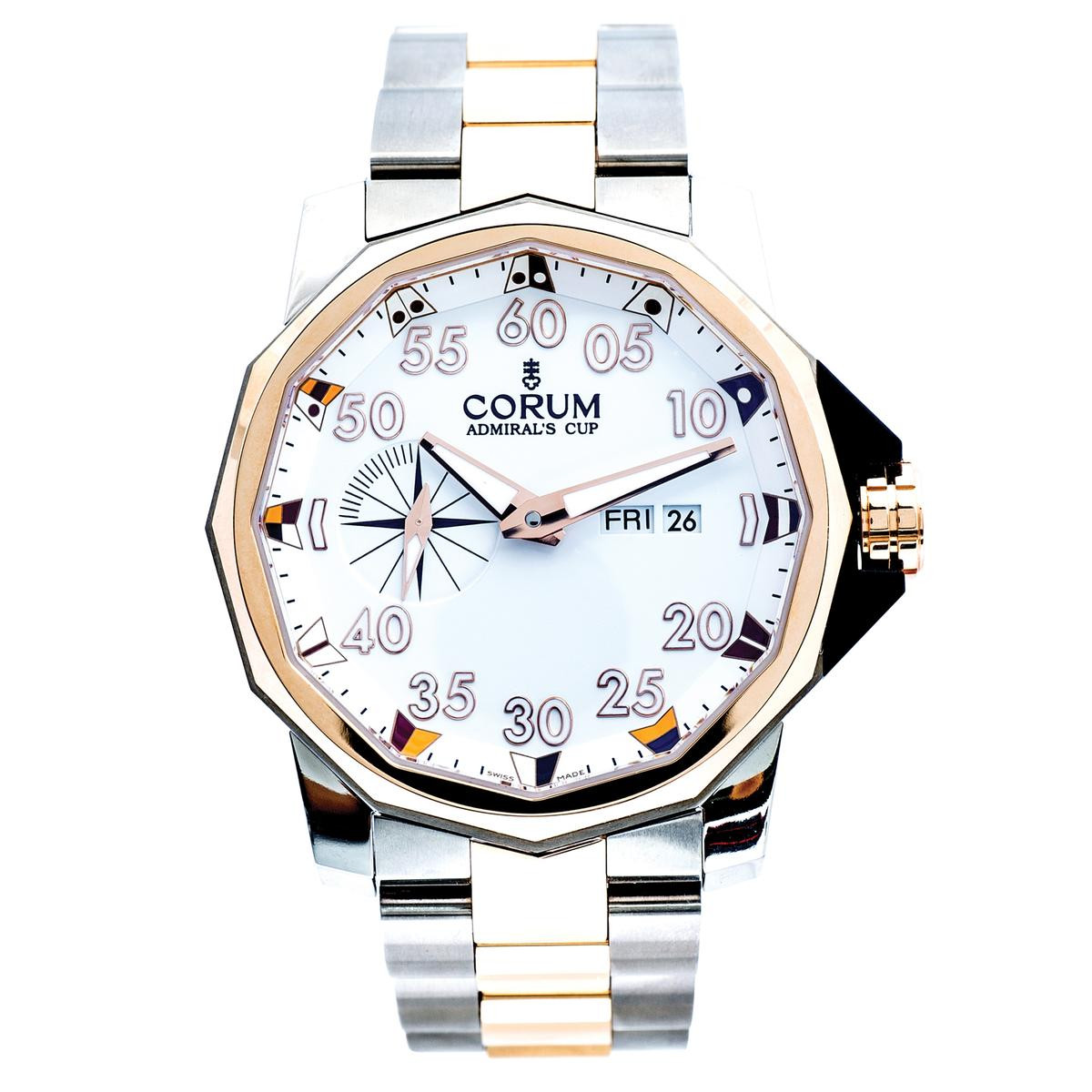 Pre-Owned Corum Admiral's Cup
