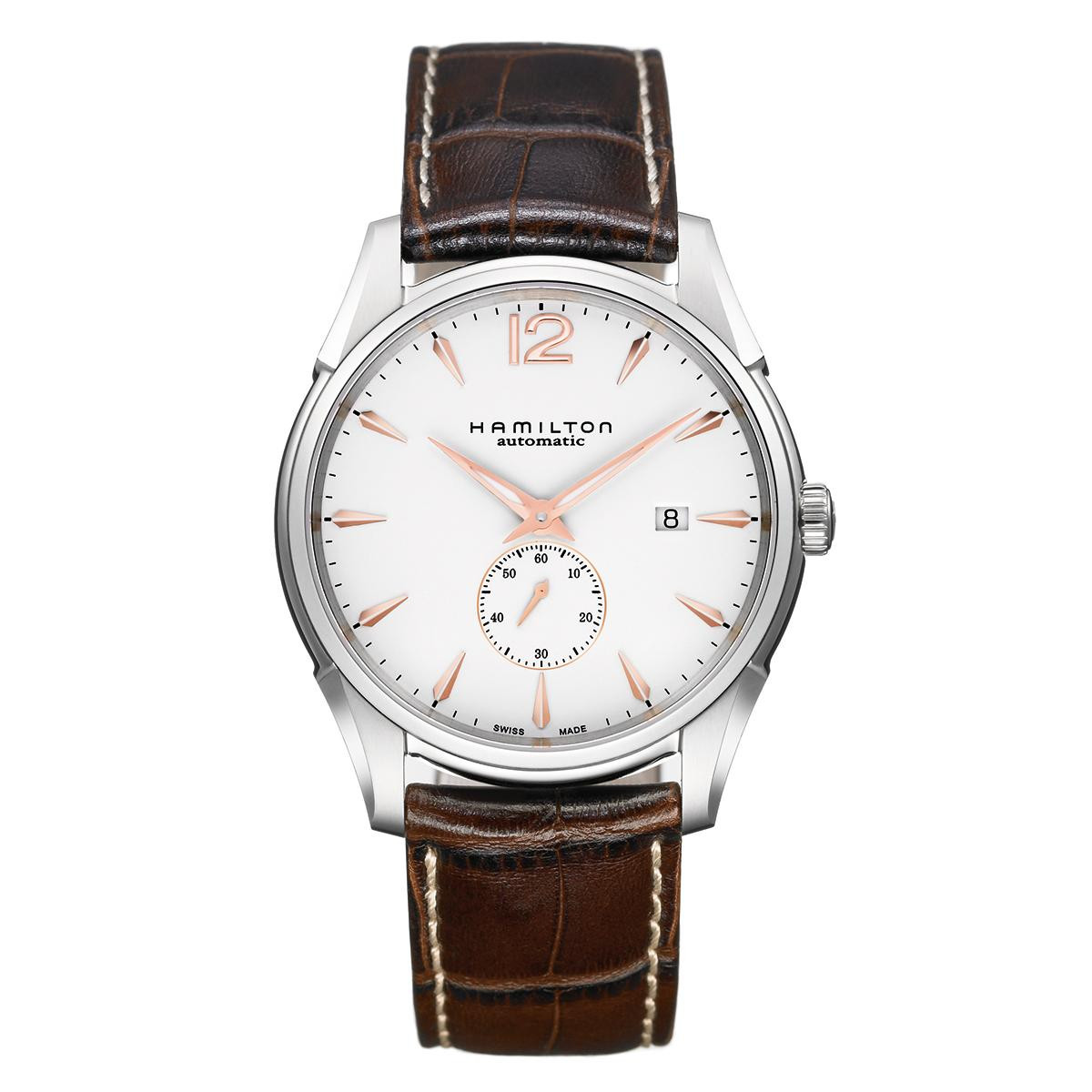 New Hamilton Jazzmaster Slim Petite Seconde