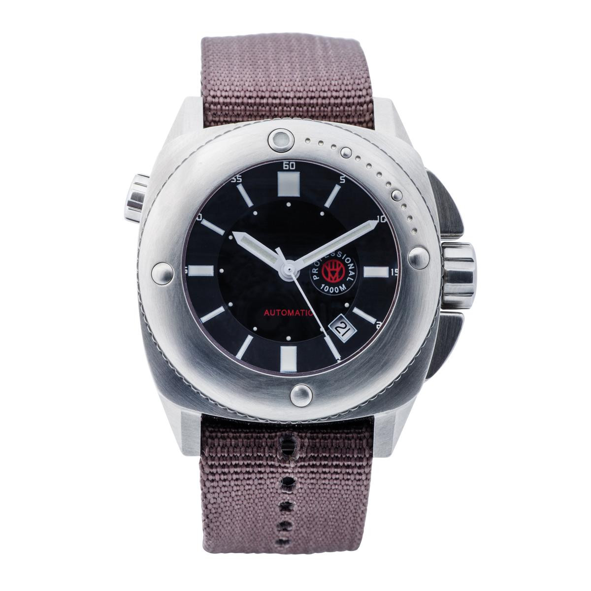 Preowned Enzo Mechana Diver Watch