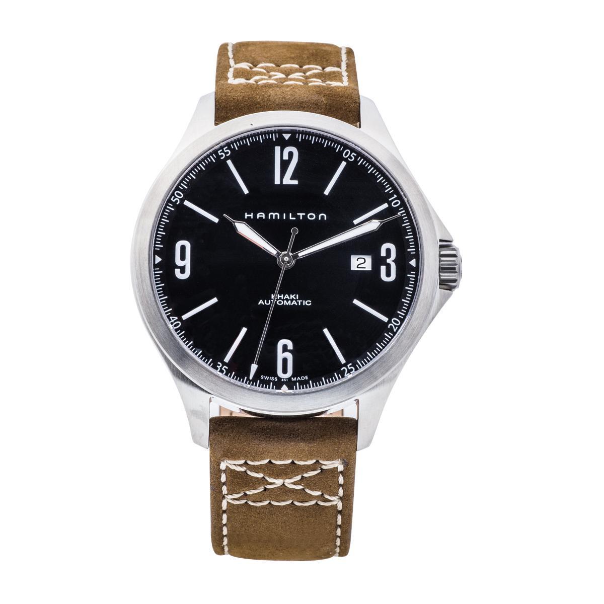 New Hamilton Khaki Aviation Watch