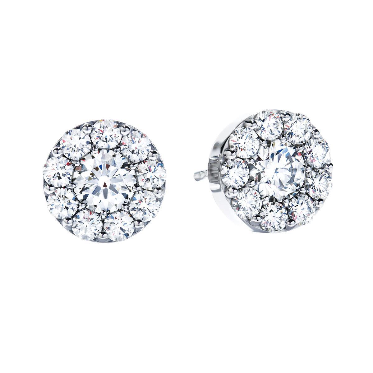 New Hearts On Fire® 1.00 CTW Fulfillment Earrings