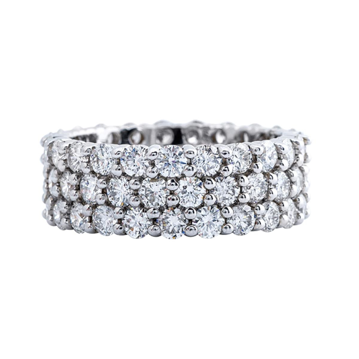 New Mémoire®® 4.14 CTW Diamond Band