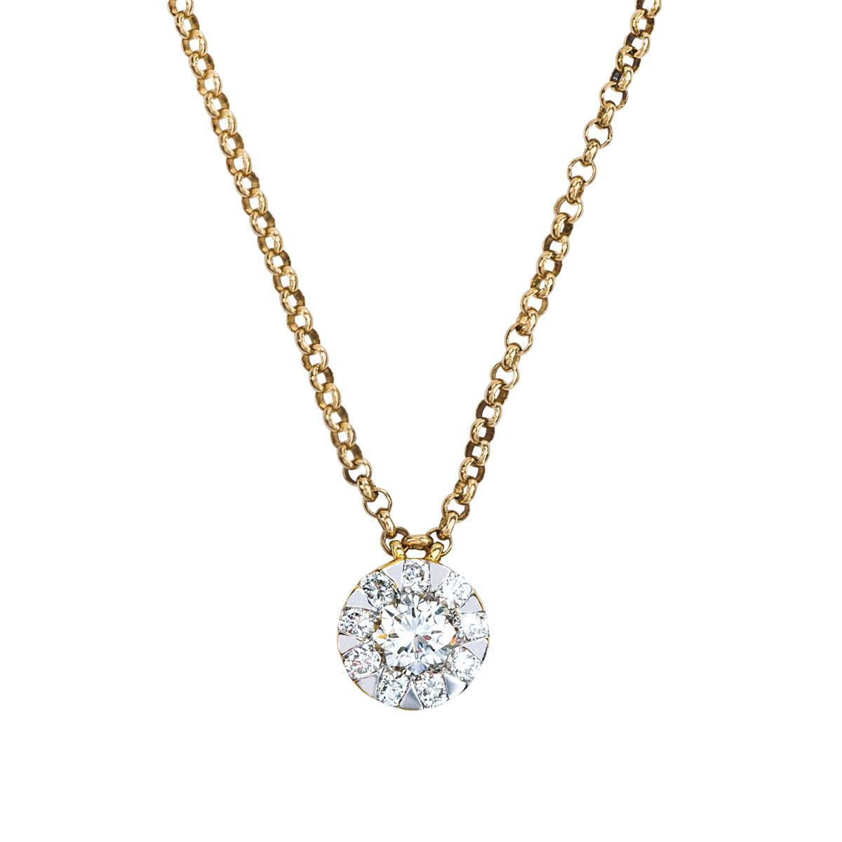 Mémoire®® Diamond Bouquet Necklace