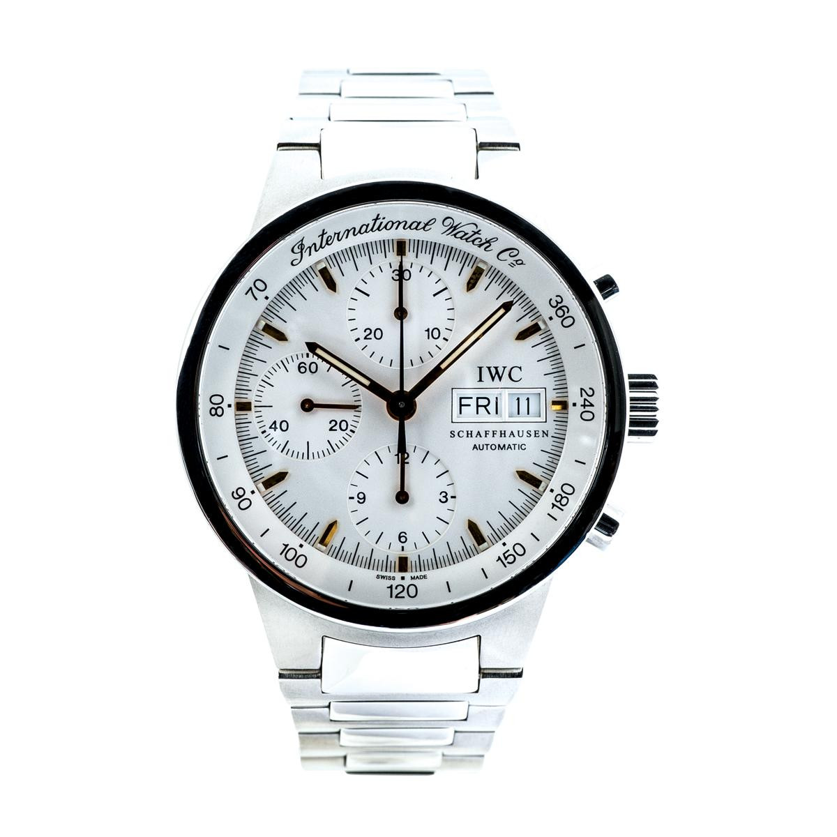 Pre-owned IWC GST Chrono