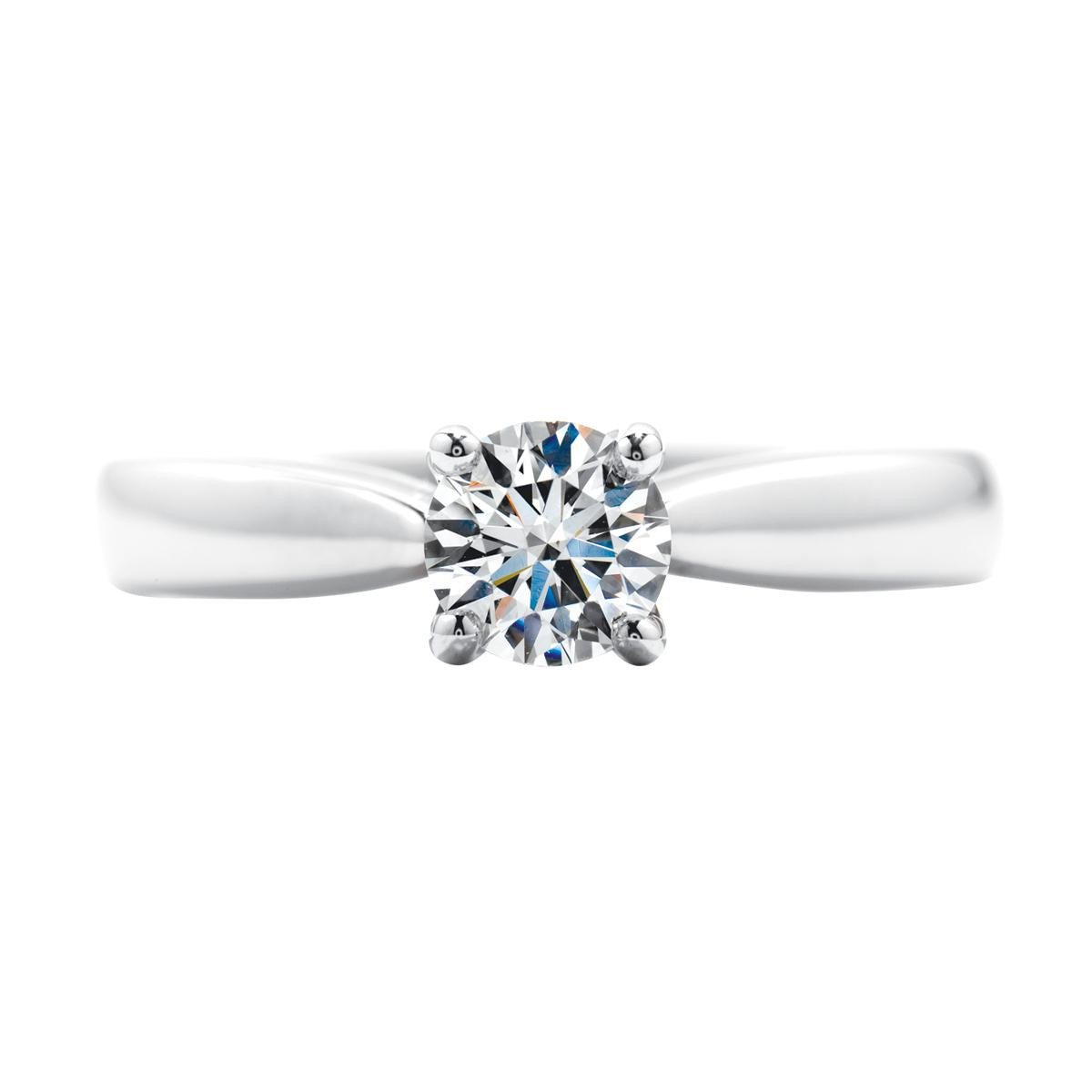 New Hearts On Fire 174 1 59 Ct Diamond Serenity Solitaire Engagement Ring