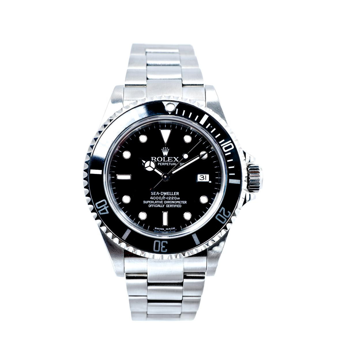 Pre-Owned Rolex Sea-Dweller