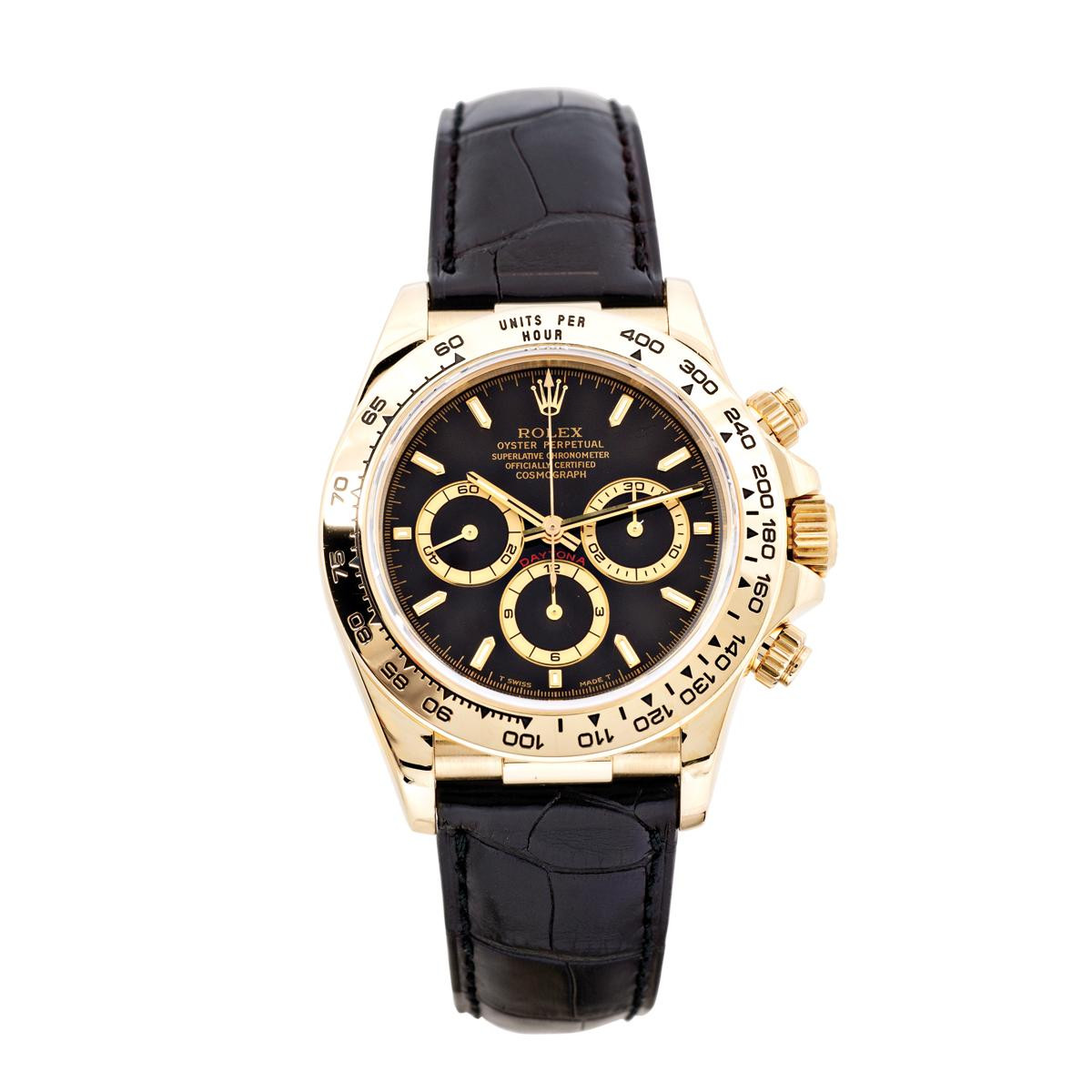 Pre-Owned 18K Rolex Daytona Cosmograph