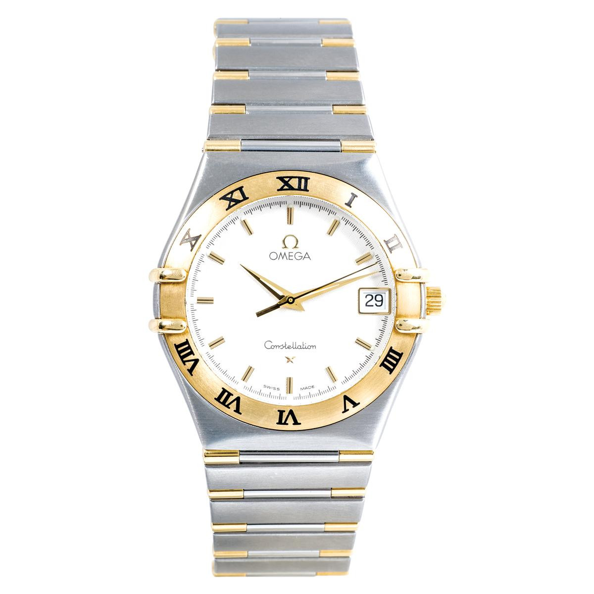 Preowned Omega Constellation