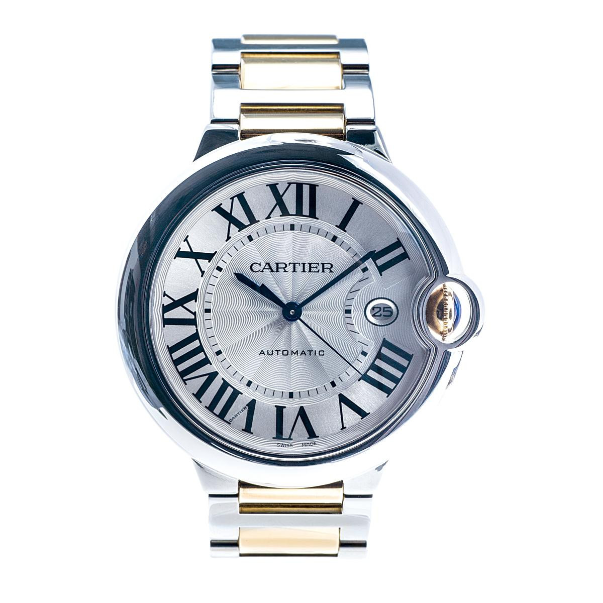 Pre-Owned Men's Cartier Ballon Bleu