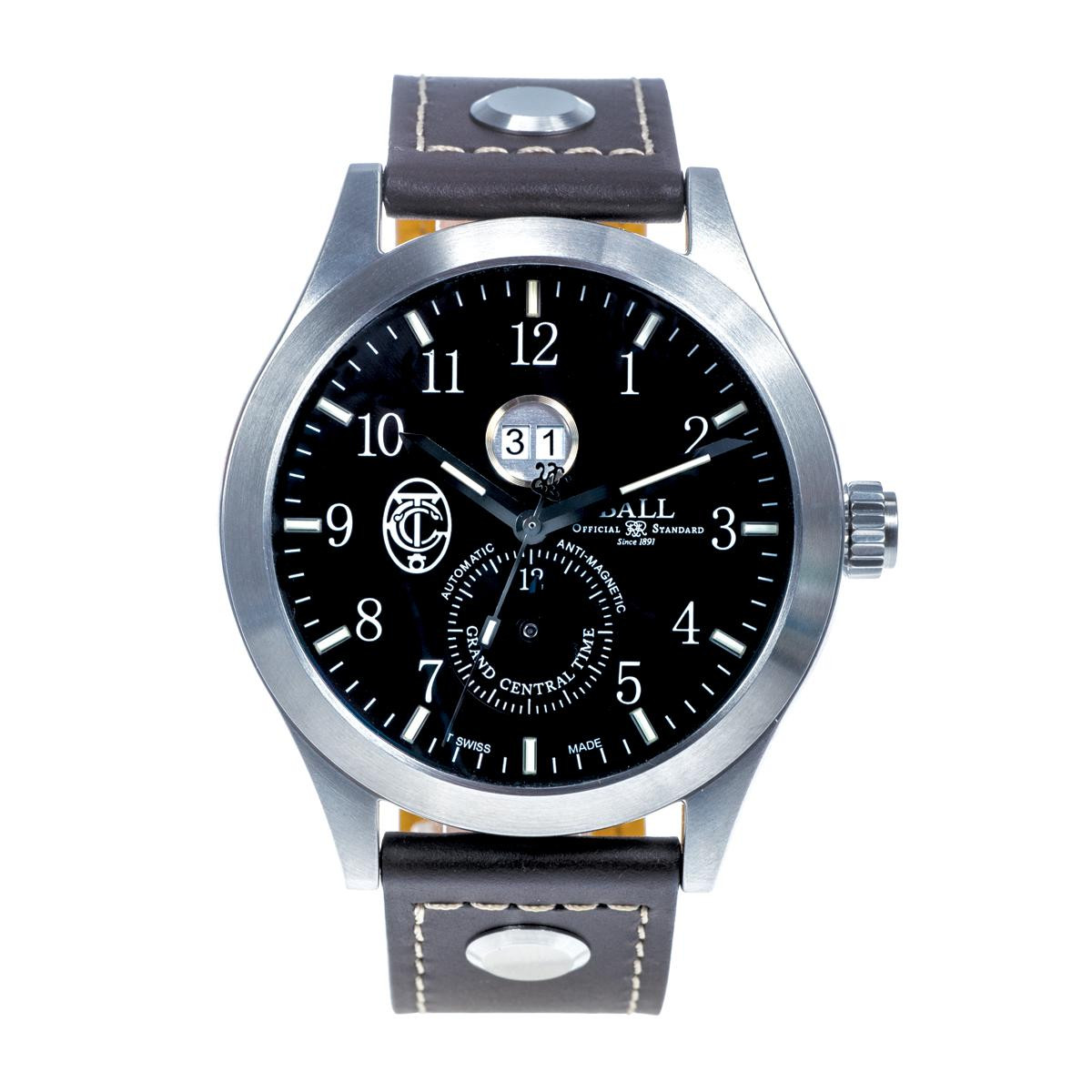 New Ball Engineer Master II GCT Dual Time