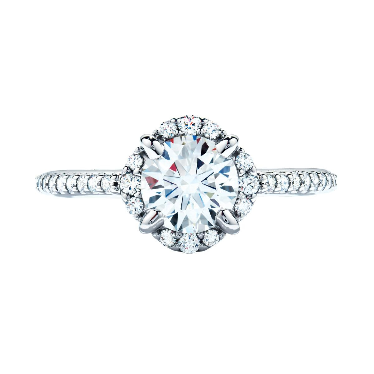 New Hearts On Fire® 1.03 CTW Diamond Sensation Ring