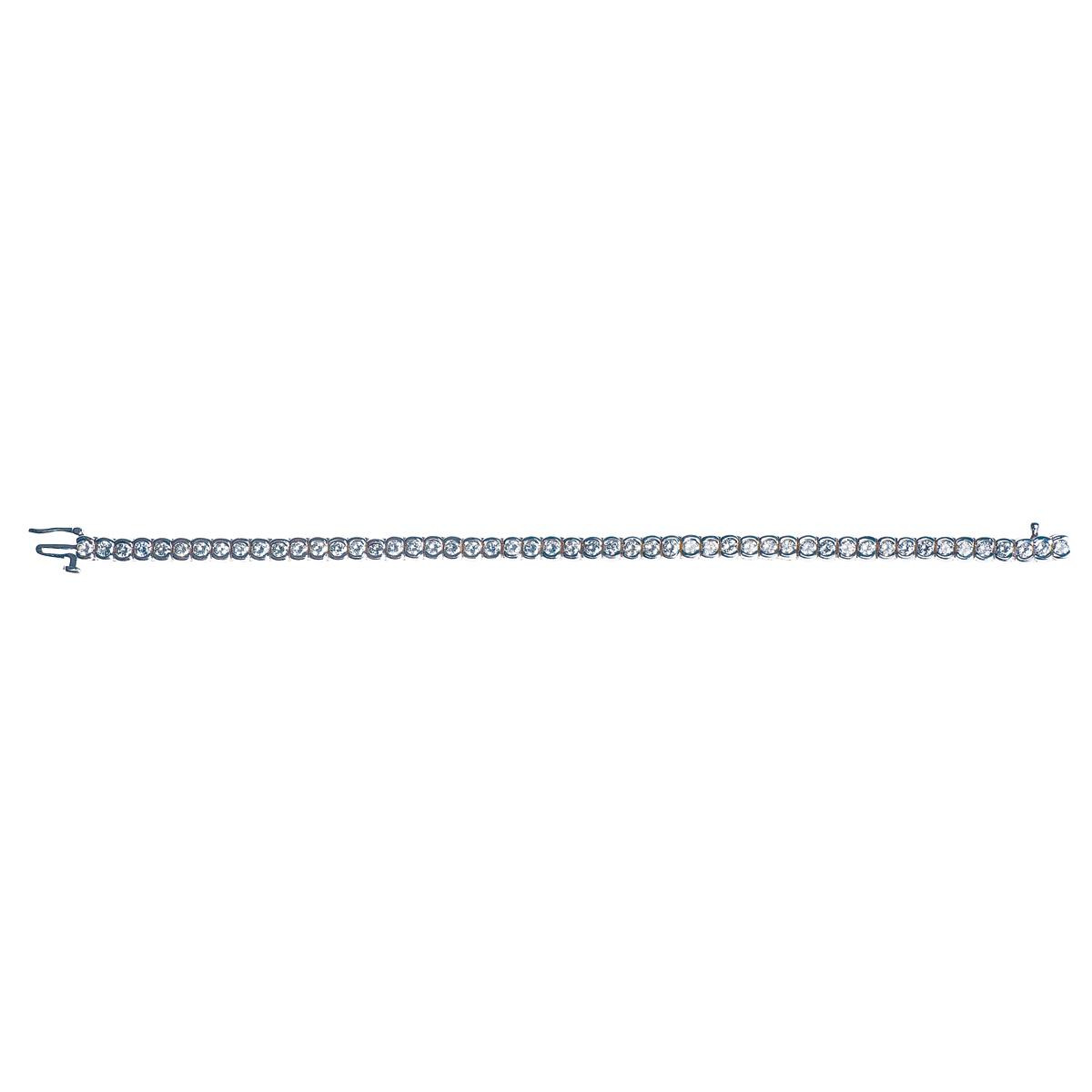 Vintage 5.50 CTW Diamond Tennis Bracelet