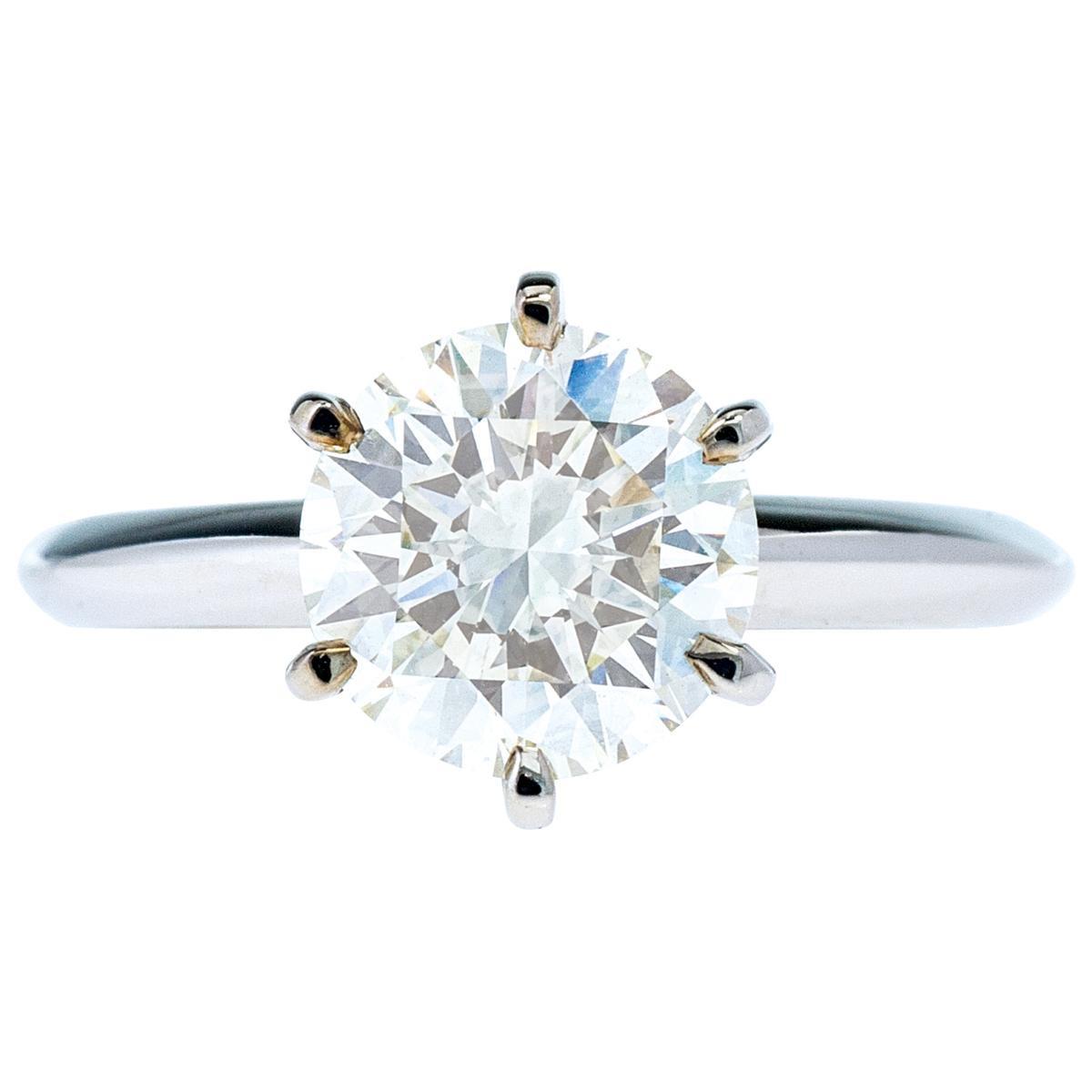 New 2.00 CT Diamond Solitaire