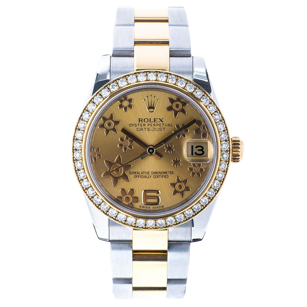 Preowned Rolex Datejust