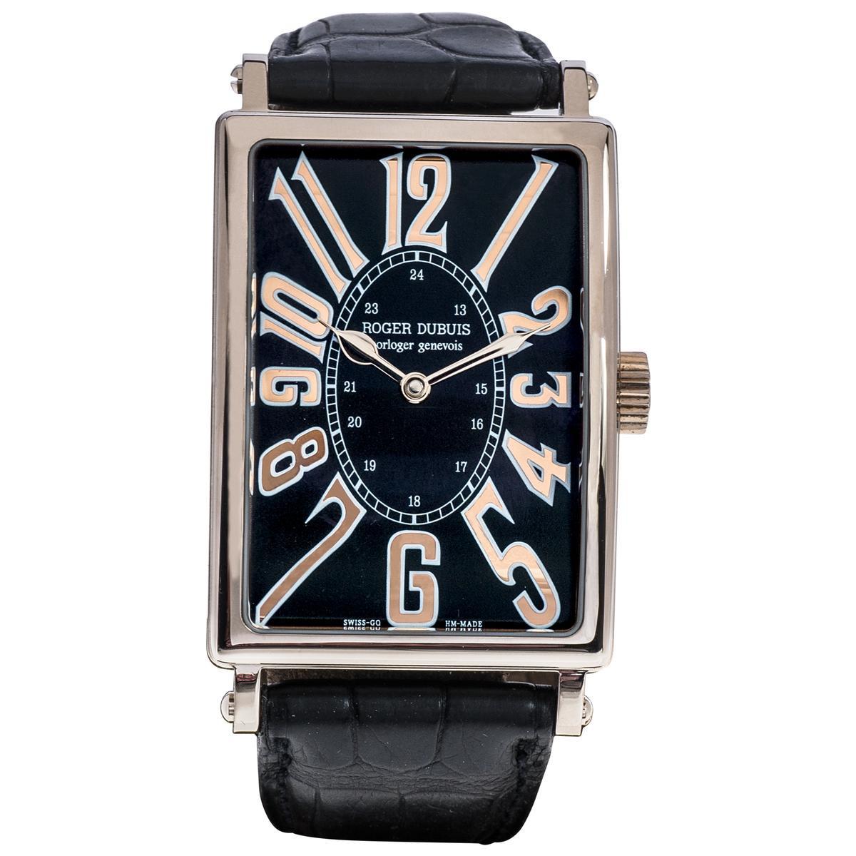 Preowned Roger Dubuis Horloger Genevois