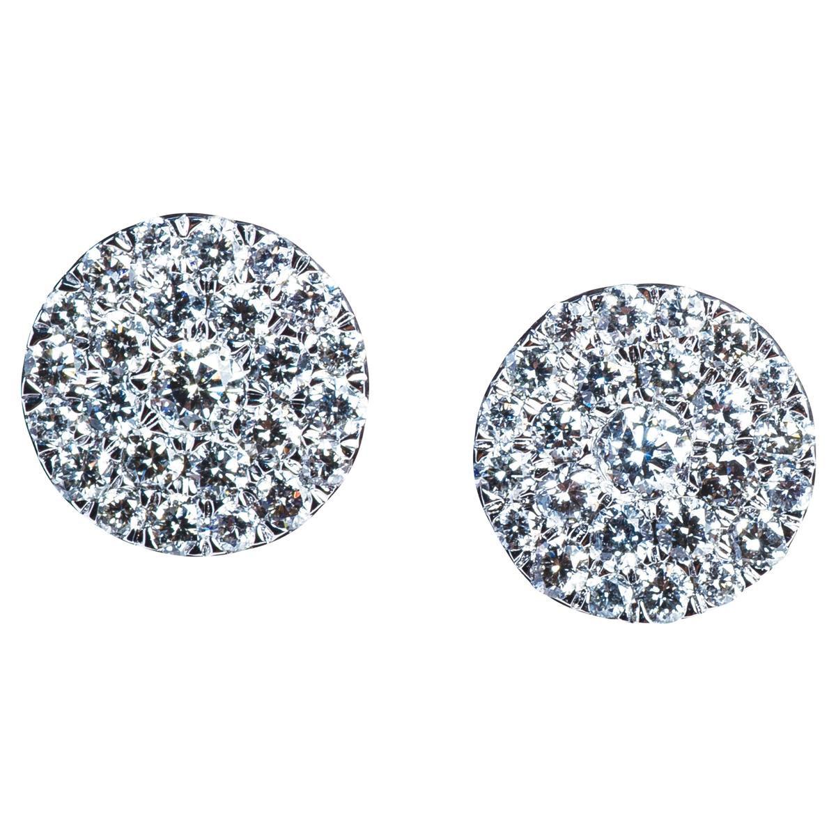 Oro Alexander 0.49 CTW Diamond Studs
