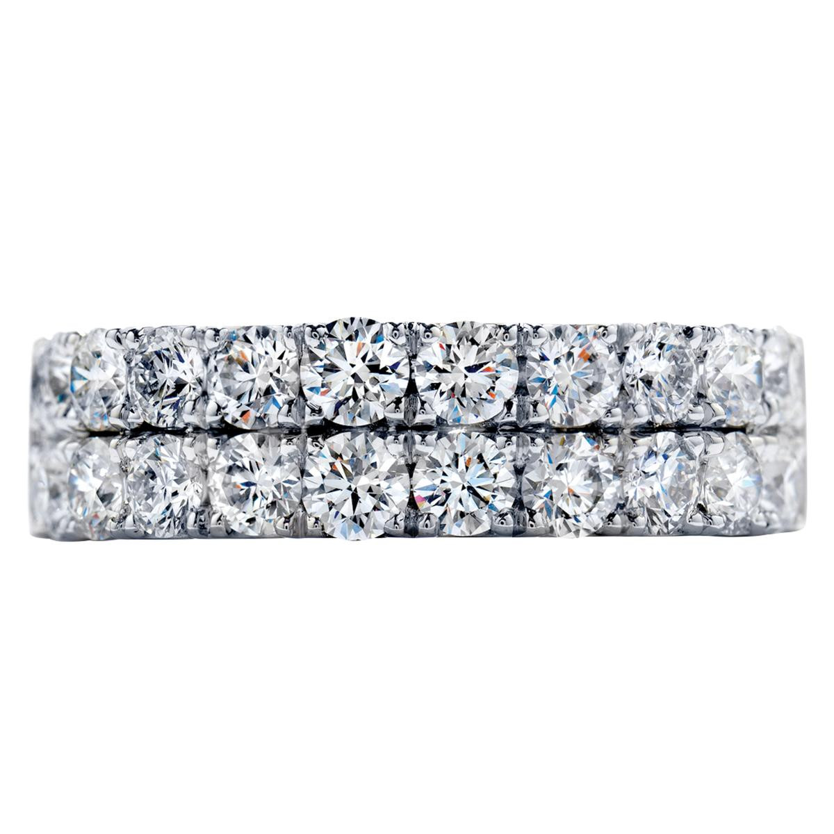 Hearts On Fire® Truly Classic 0.78 CTW Diamond Band