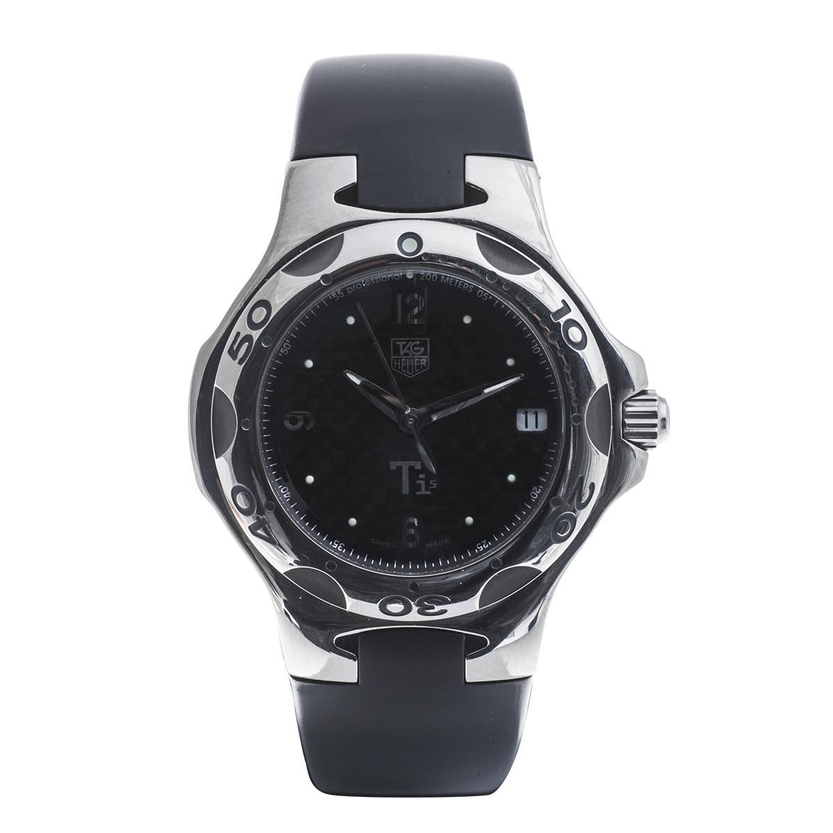 Preowned Tag Heuer Kirium Watch