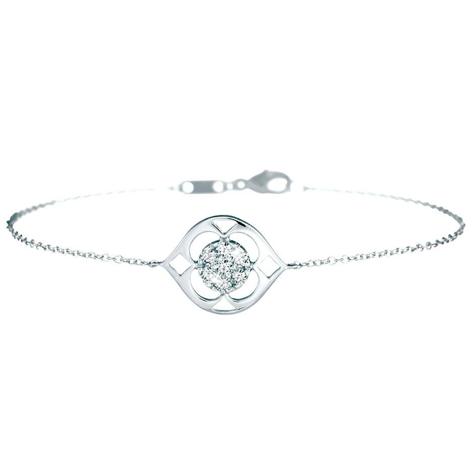 Hearts On Fire® Copley Single Station Bracelet