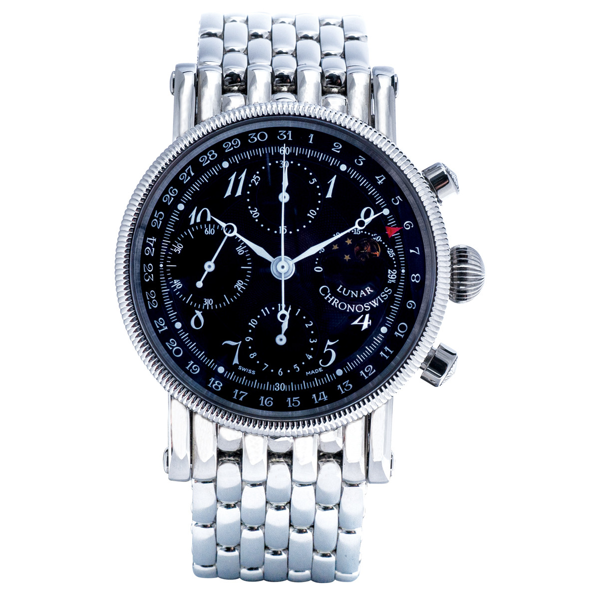Pre-Owned Chronoswiss Lunar Chrono