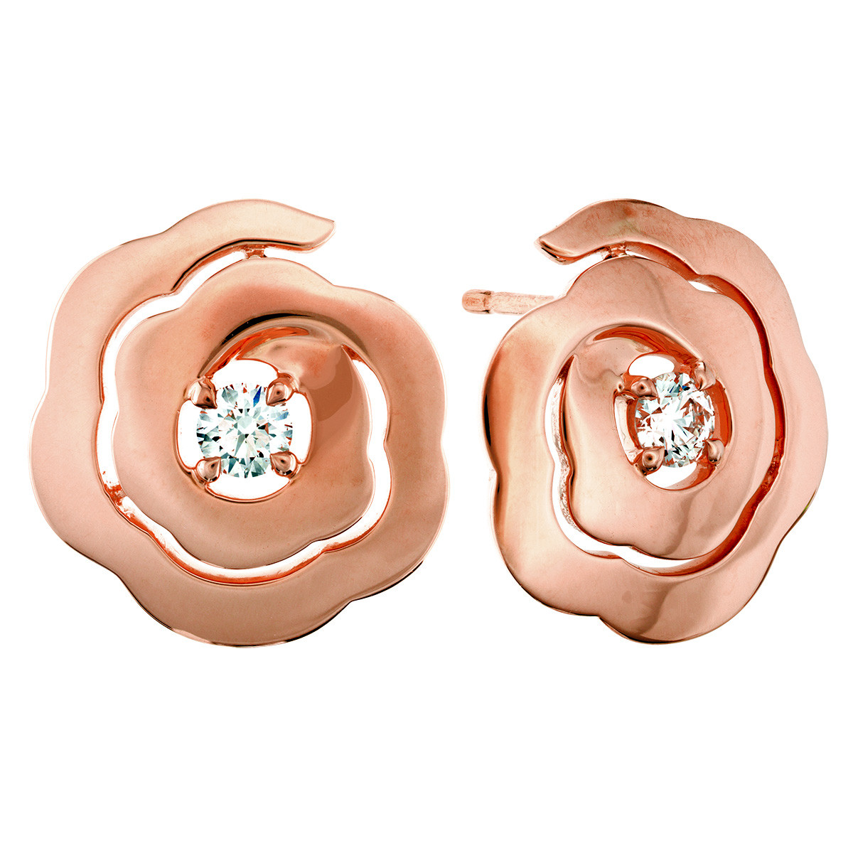 New Hearts On Fire® Lorelei Floral Earrings