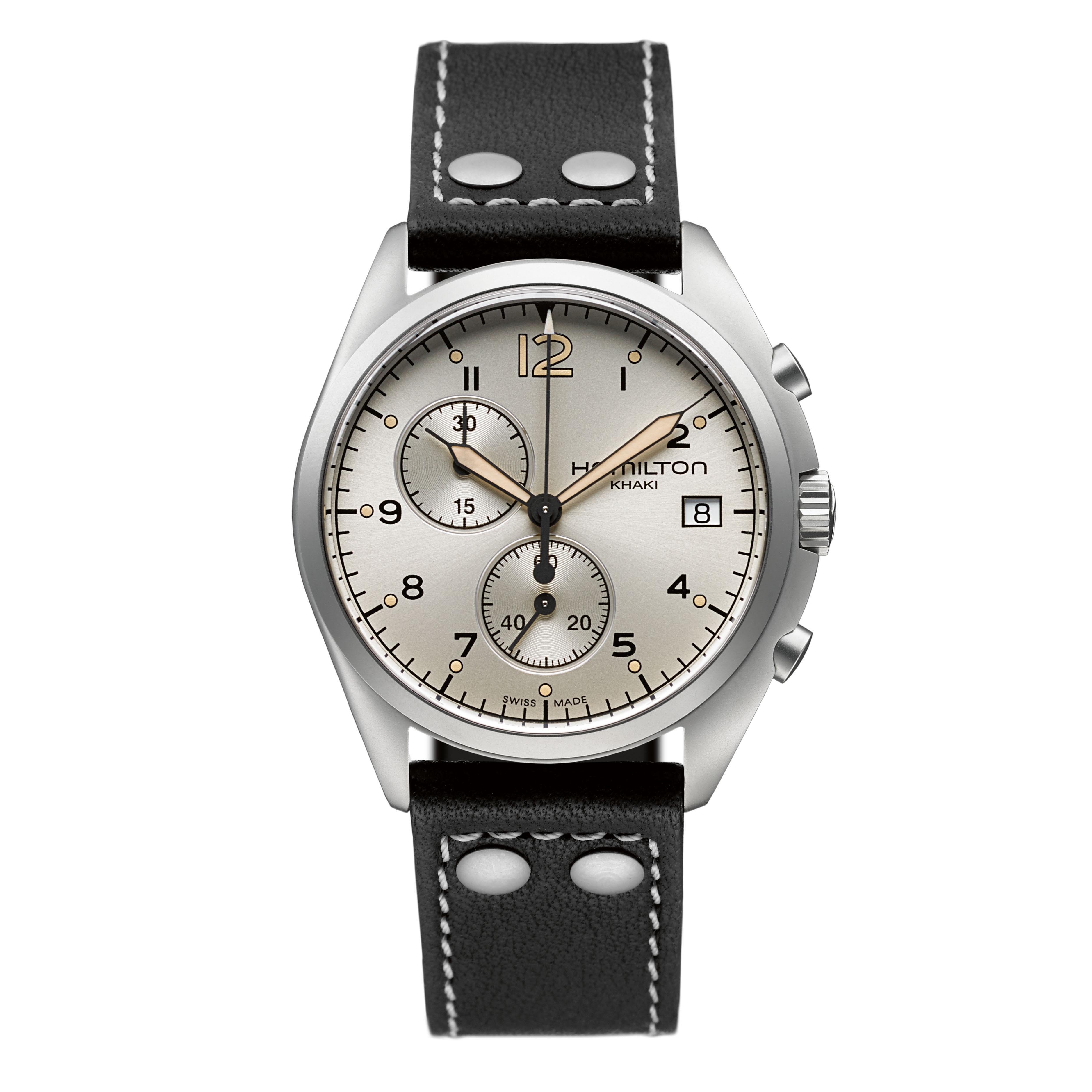 Hamilton Khaki Pilot Chronograph.