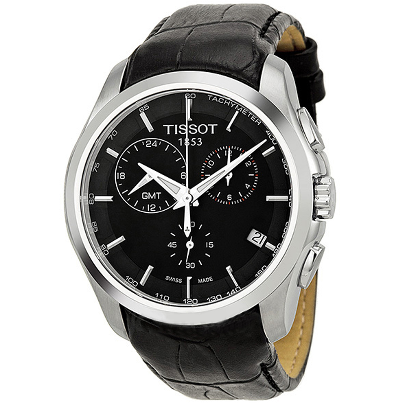 New Tissot Couturier Chronograph