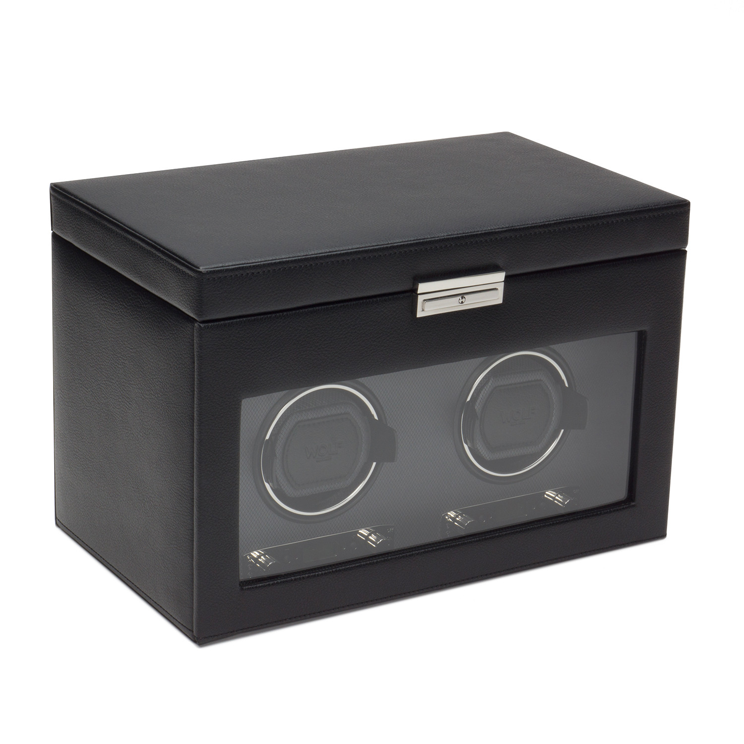 New Wolf Designs Viceroy Double Watch Winder