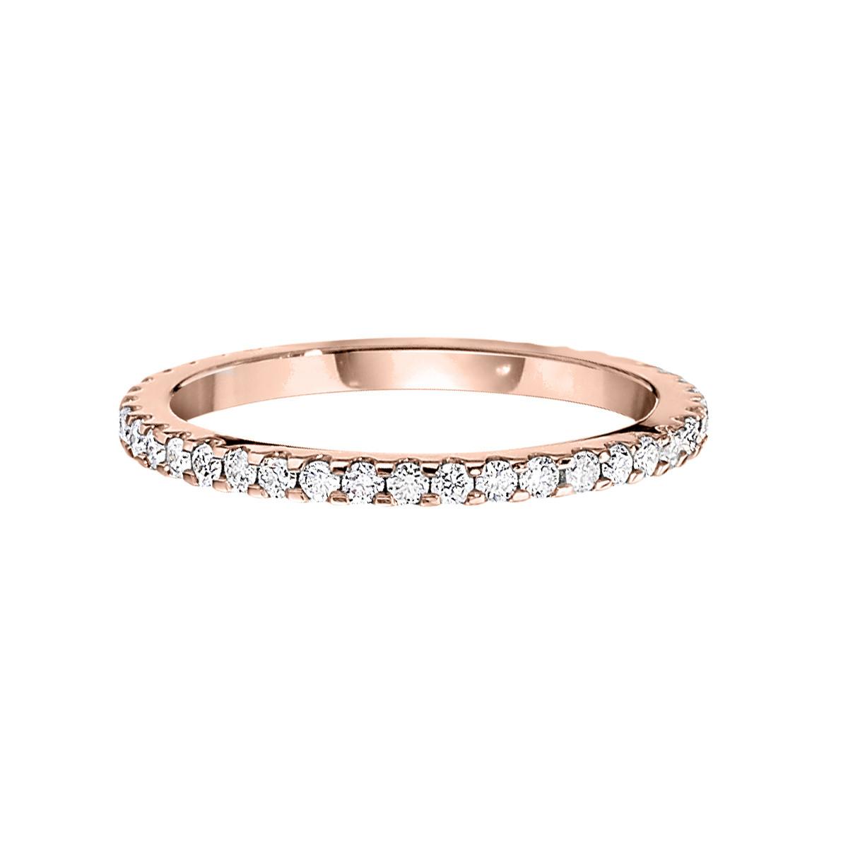 New Mémoire 0.50 CTW Diamond Bouquet Eternity Band