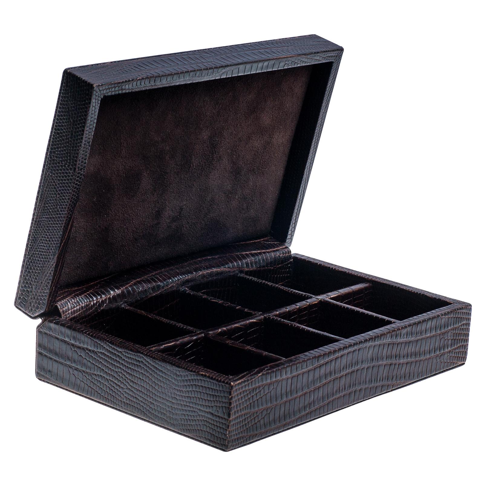 New Wolf Designs Cufflink Box