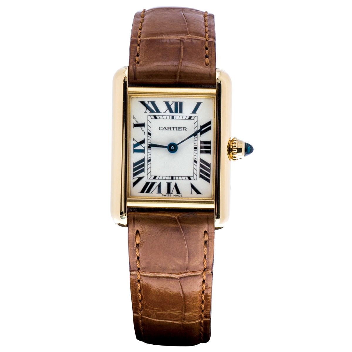 Pre-Owned Women's Cartier Tank Louis
