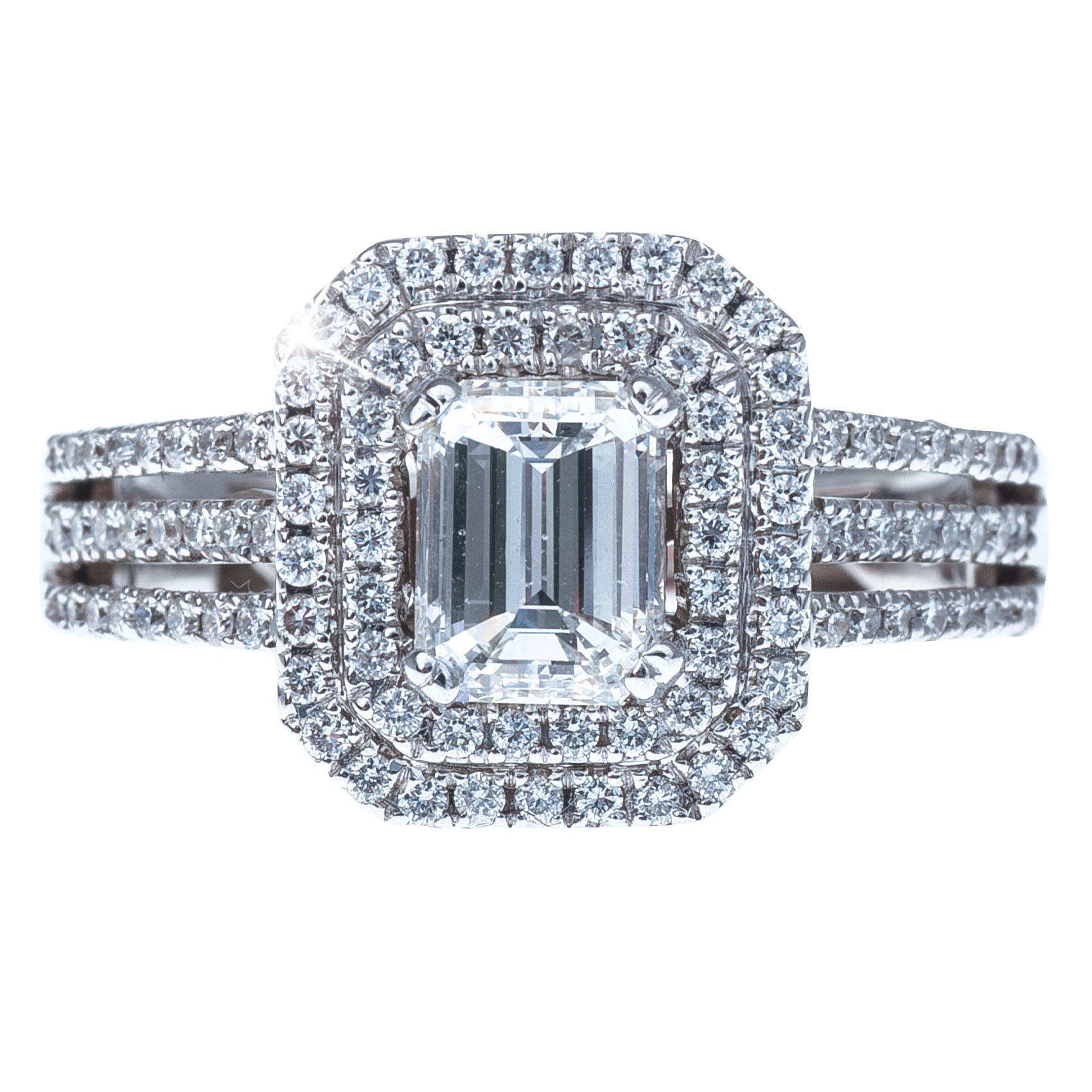 Venetti 1.33 CTW Diamond Engagement Ring
