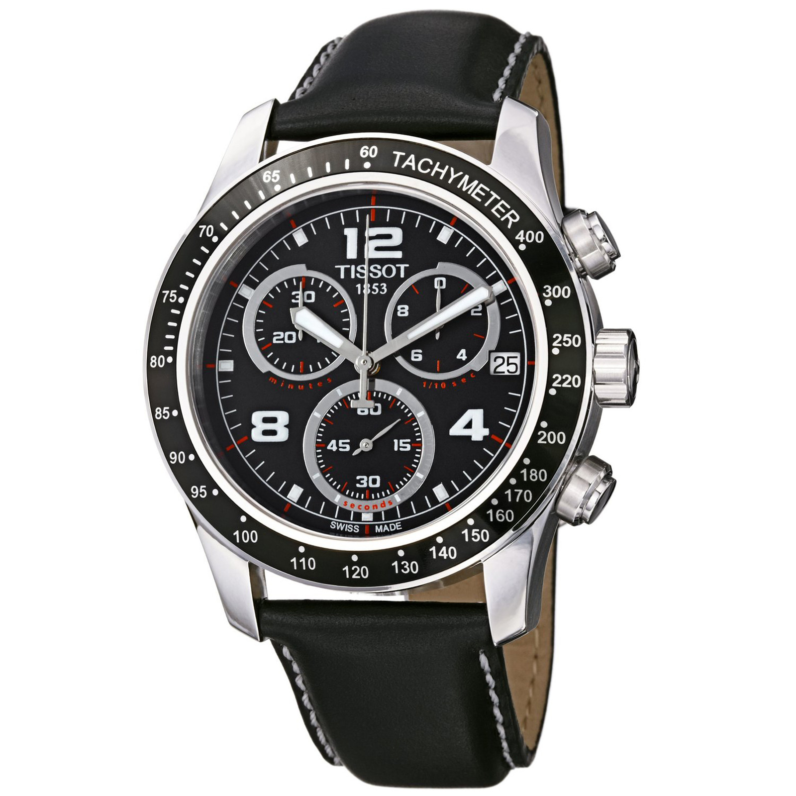 New Tissot V8 Chrono