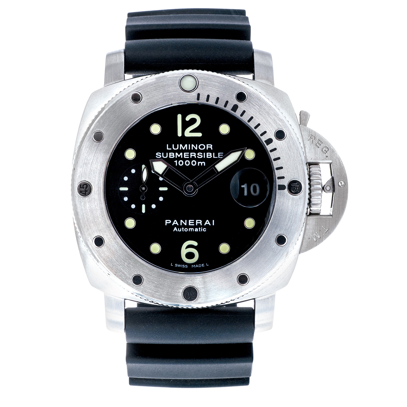 Preowned Panerai Luminor 1950 Submersible