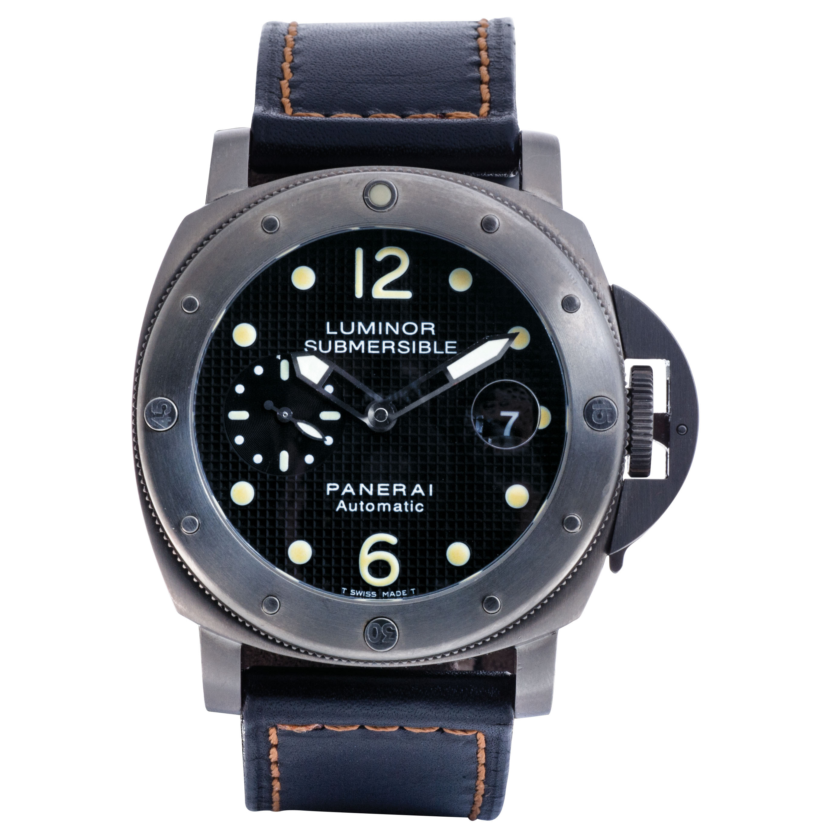 Pre-Owned Panerai Luminor Submersible PAM25