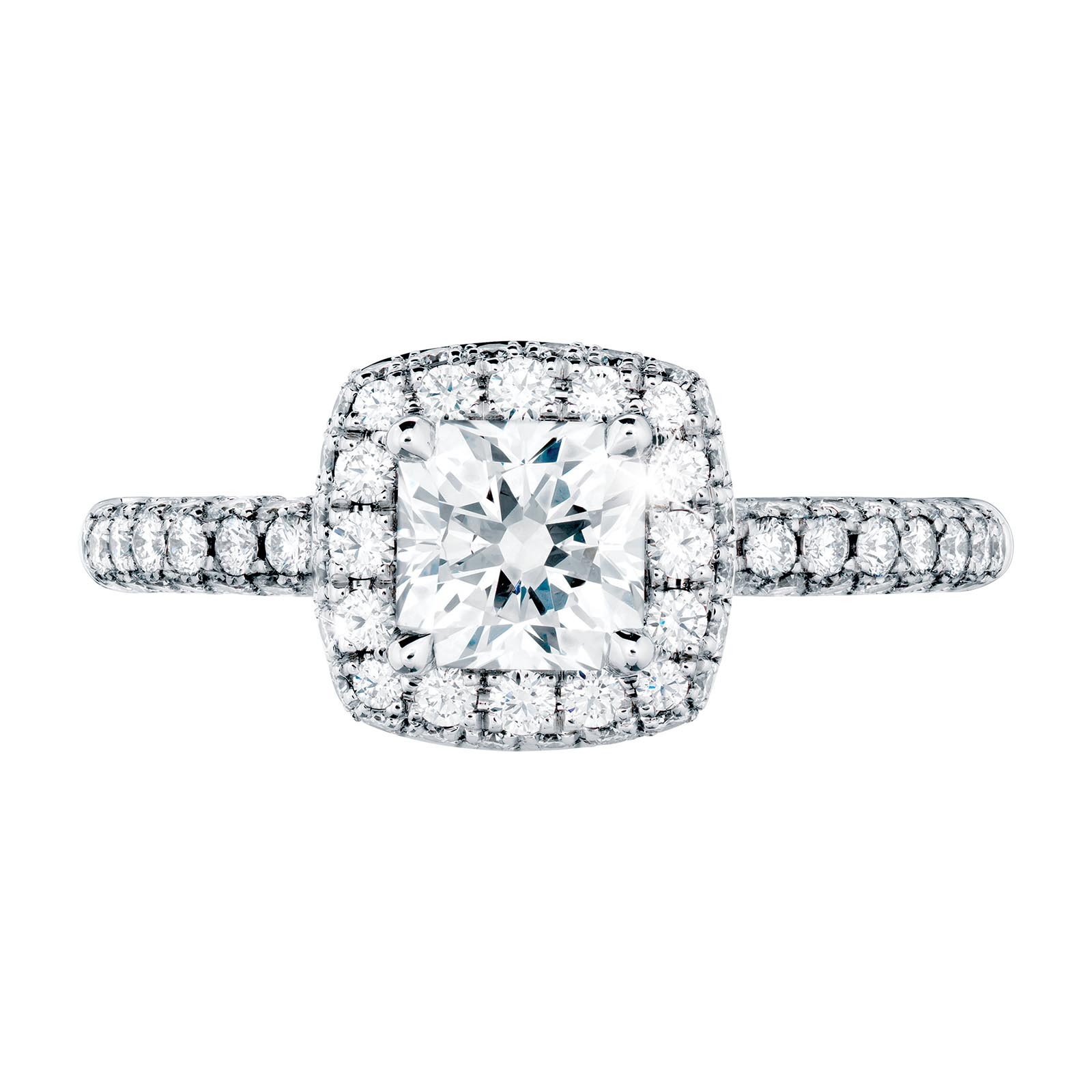 New Hearts On Fire® 0.66 CTW Diamond Euphoria Dream Ring
