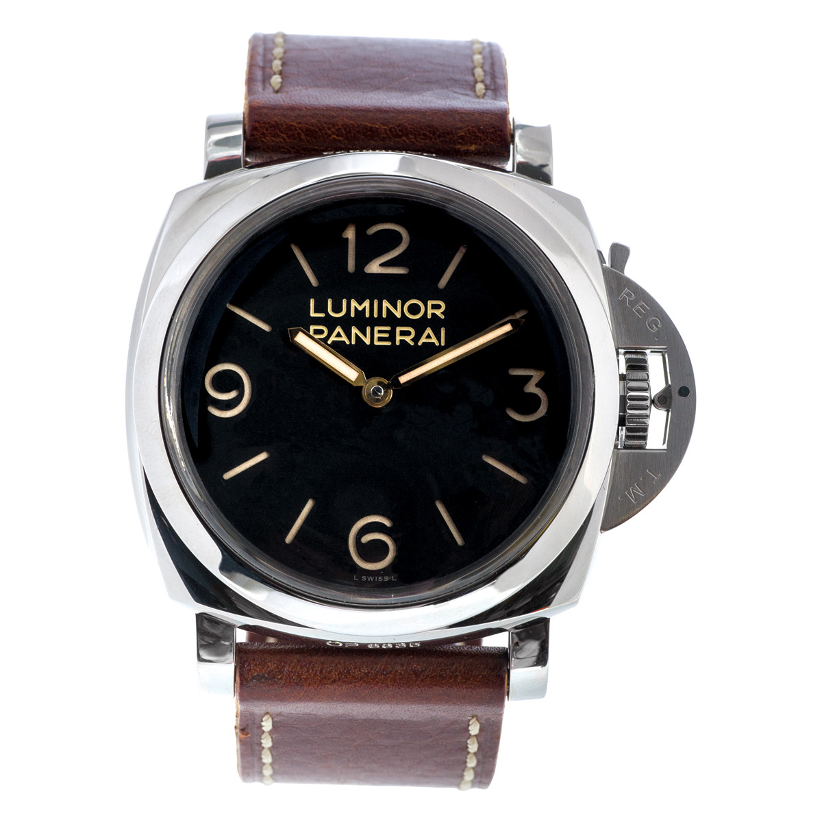 Preowned Panerai Luminor PAM372