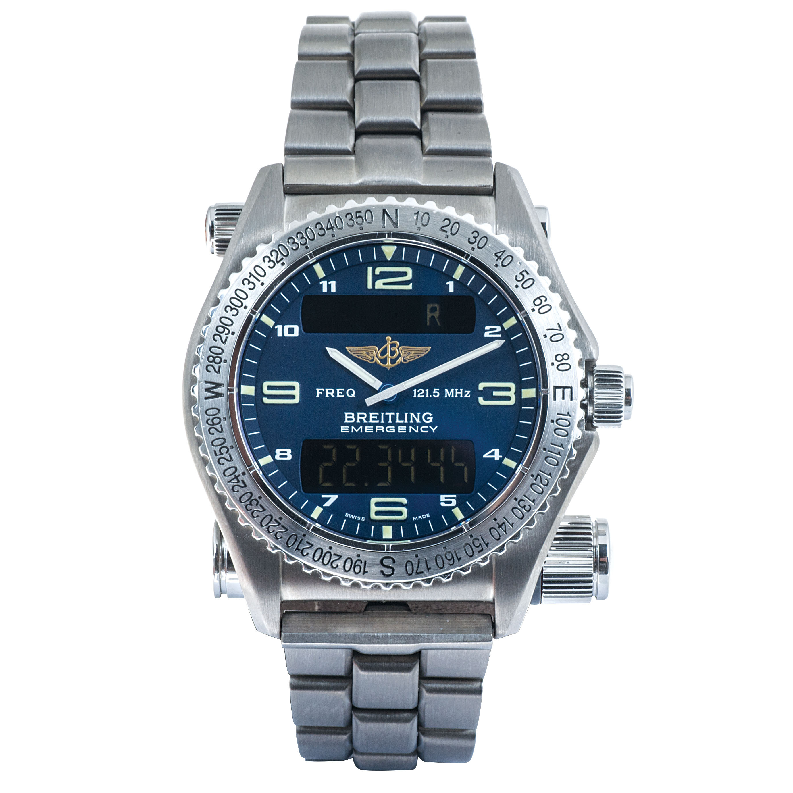Preowned Breitling Emergency