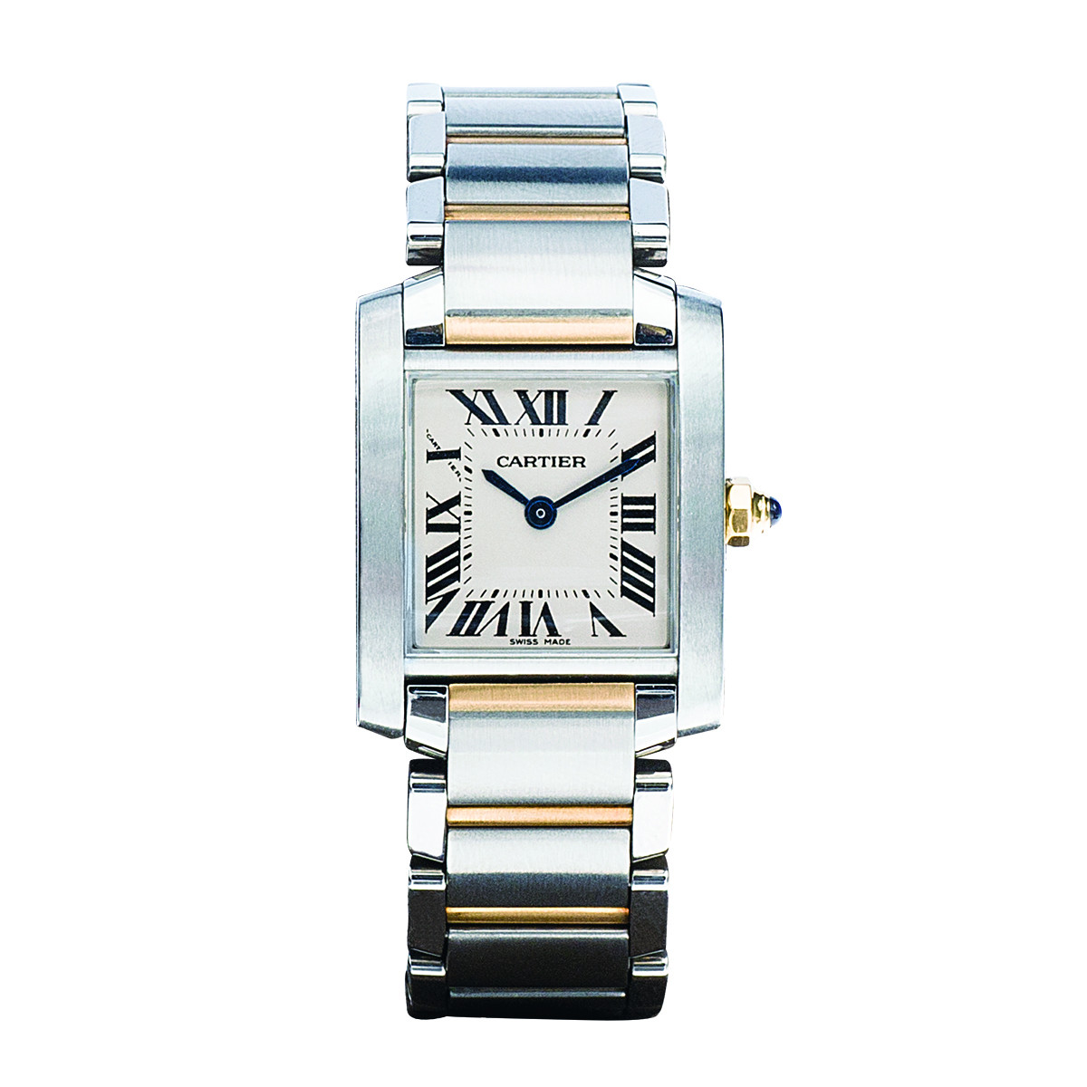 Pre-Owned Cartier Tank Francaise