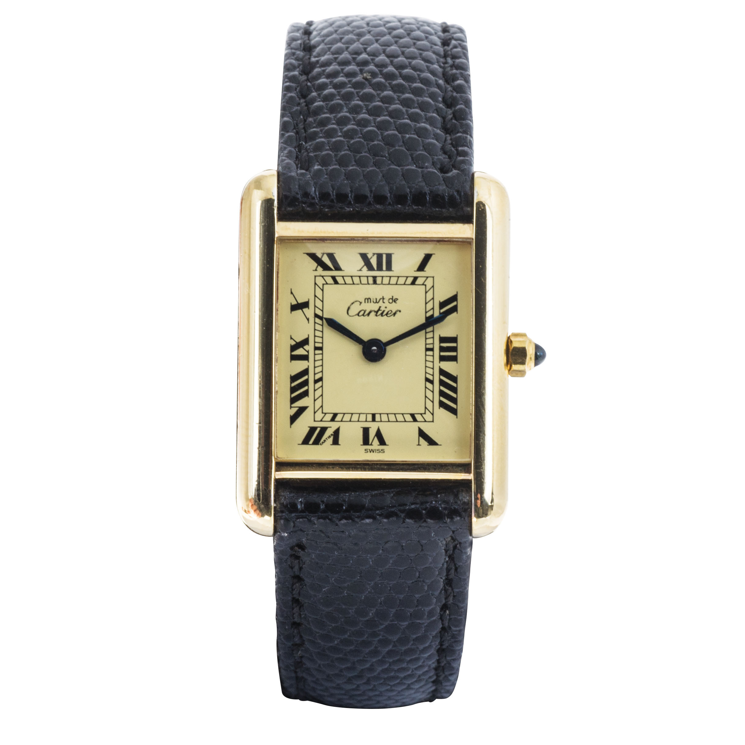Preowned Women's Cartier Tank