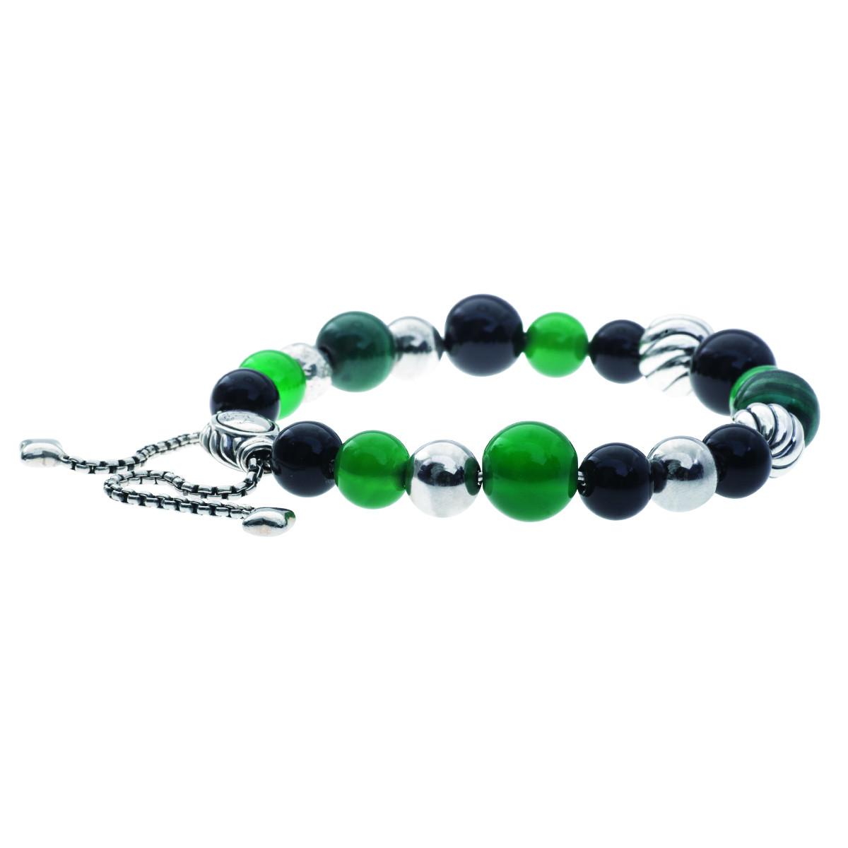 Vintage David Yurman Spiritual Bead Bracelet