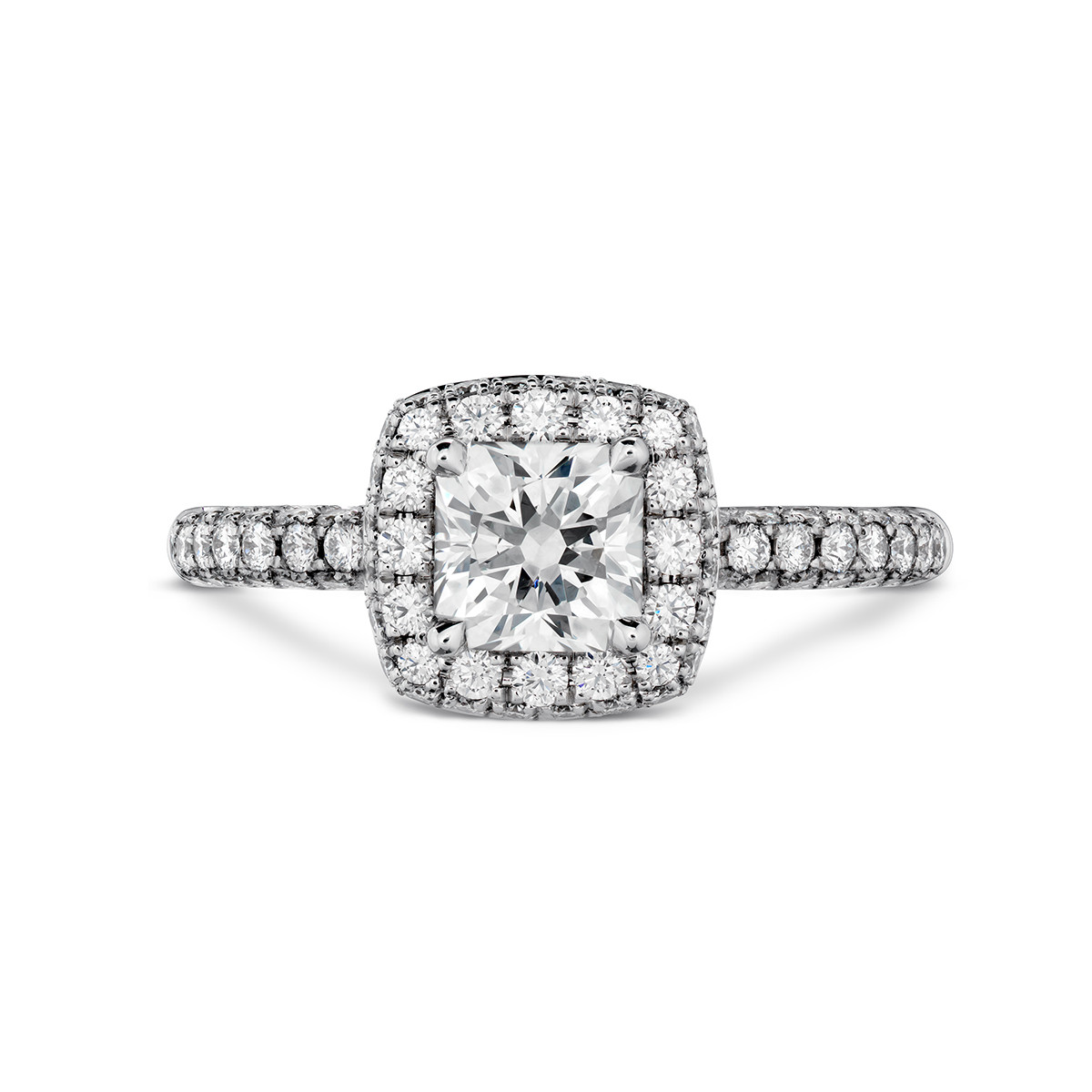New Hearts On Fire® 1.673 CTW Euphoria Dream Diamond Ring