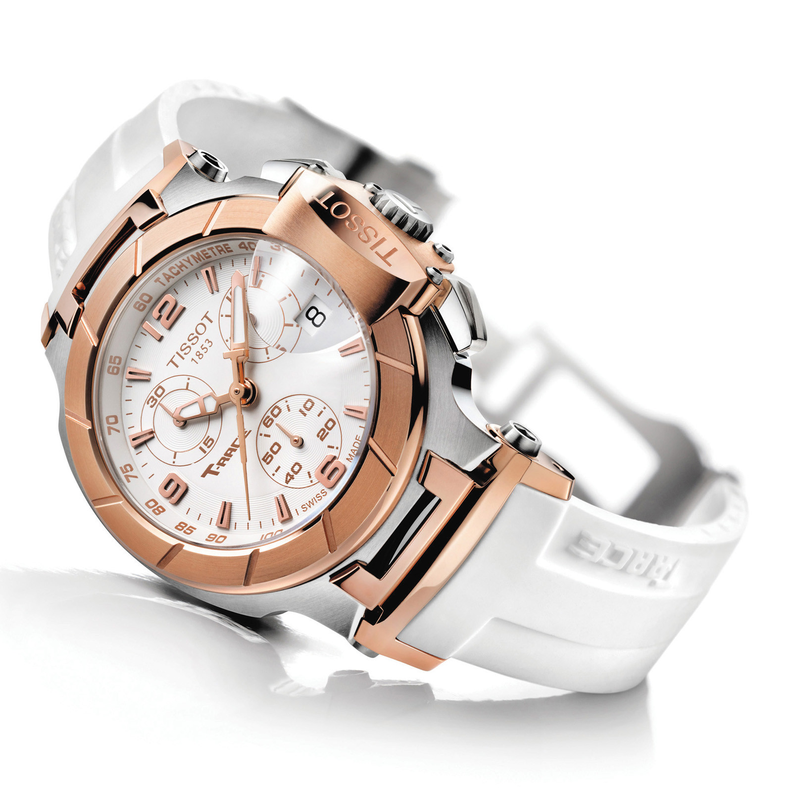 New Women's Tissot T- Wave