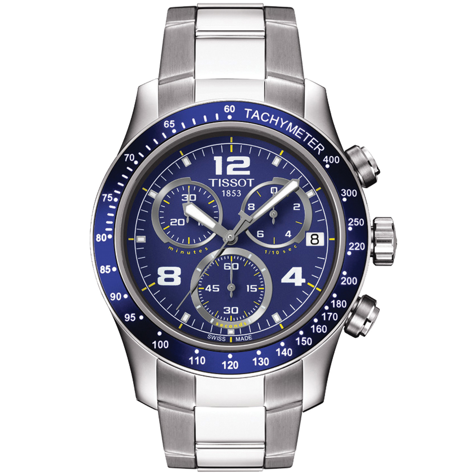 Tissot V8 Chronograph watch