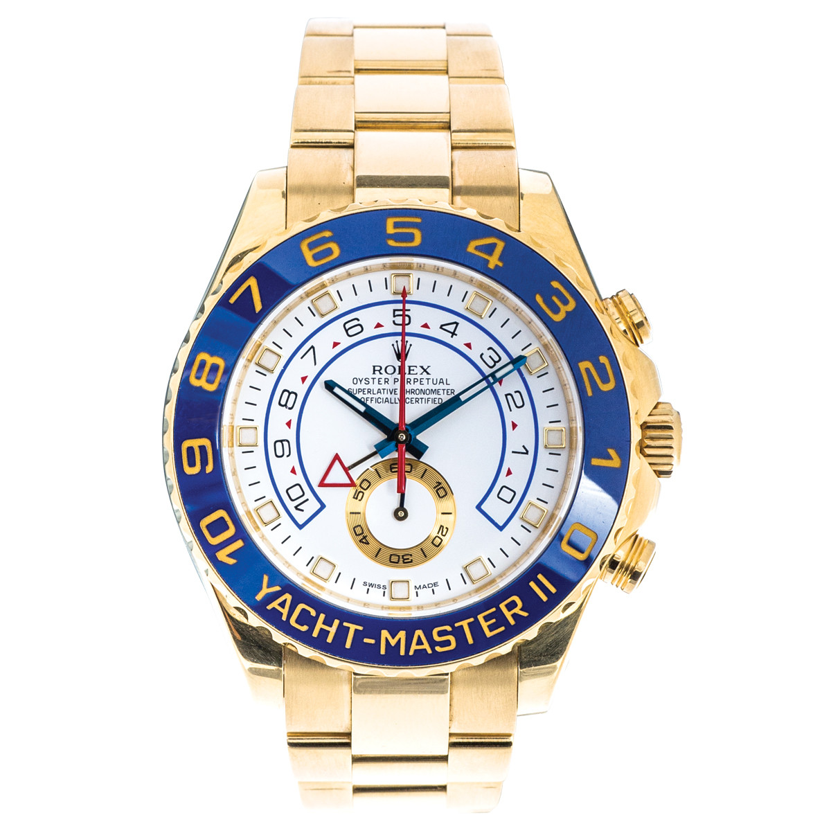 Pre-Owned Rolex Yacht-Master II