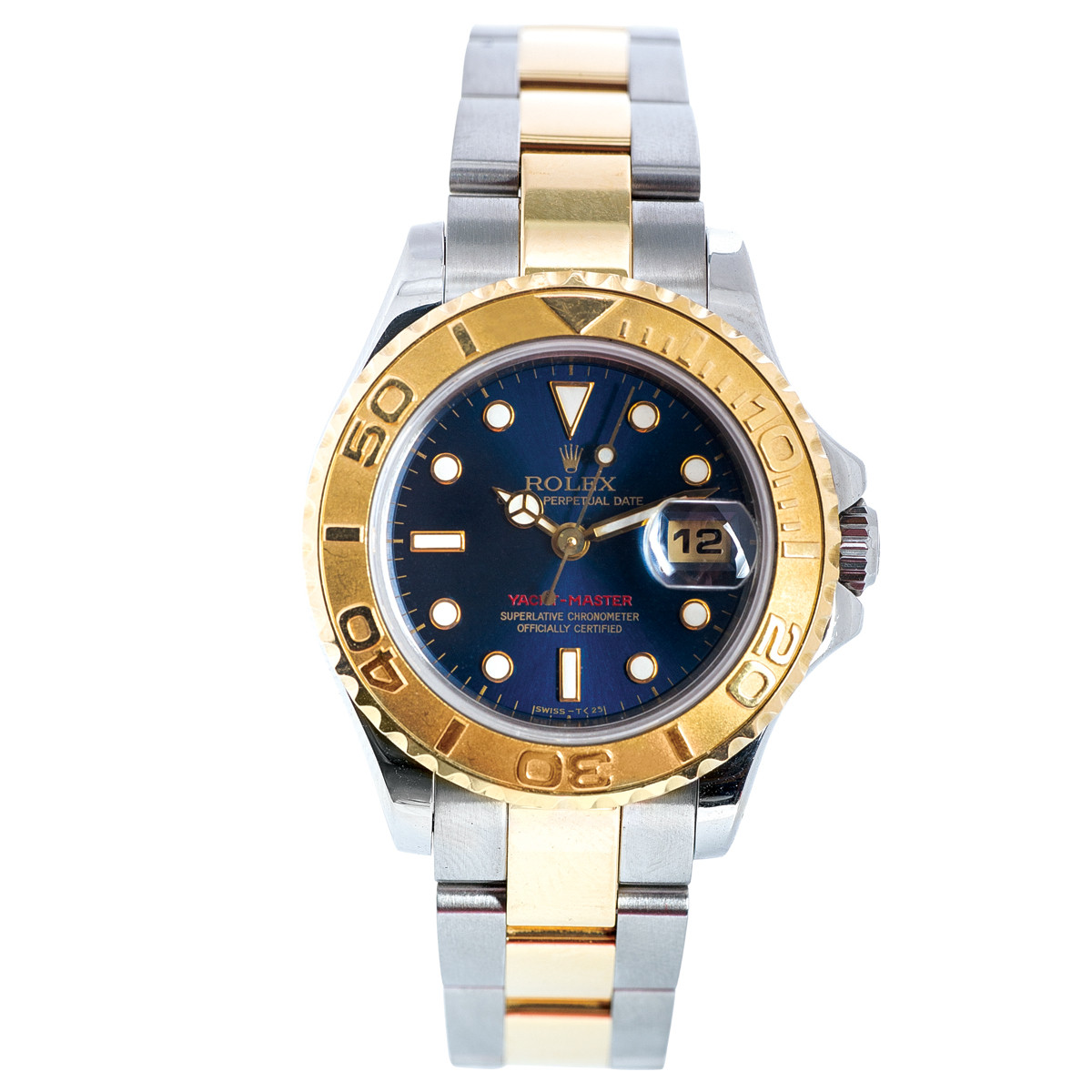 Preowned Rolex Yacht-Master