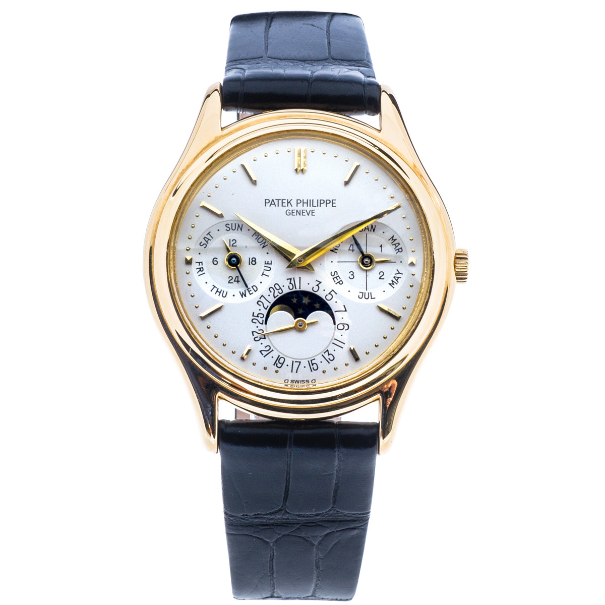 Pre-Owned Patek Philippe Perpetual Grand Complication